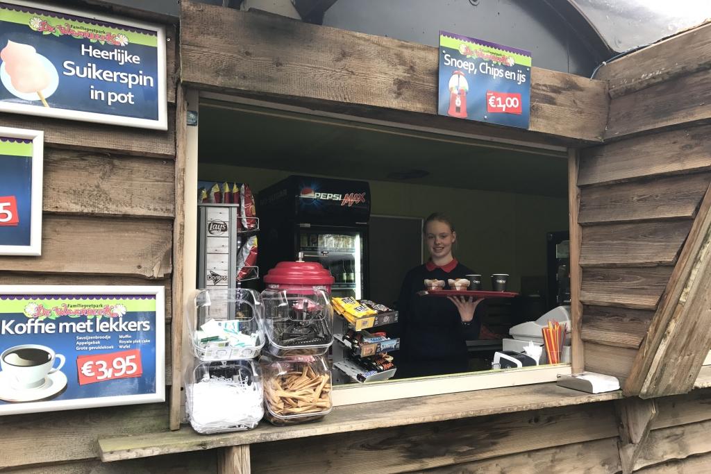 Coffee Corner de Waarbeek Horeca