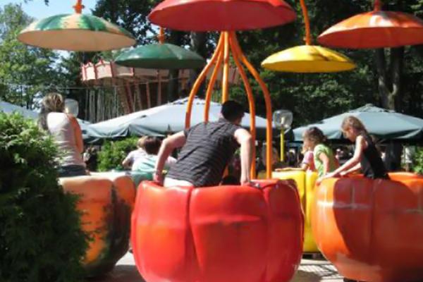 pompoenen attractie de Waarbeek